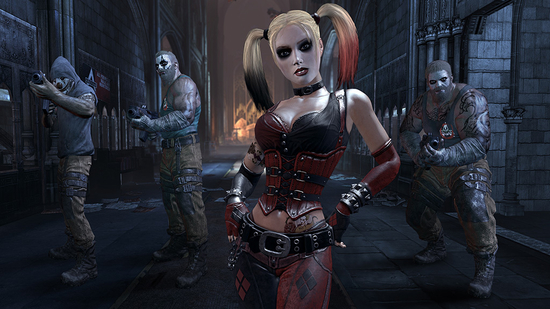 Batman Arkham City Game of the Year Edition 01