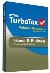TurboTax Home and Business