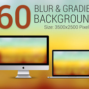 Creativemarket 160 Blur and Gradient Backgrounds 39480 icon
