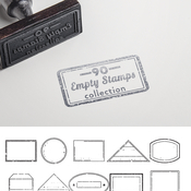 Creativemarket 90 Handmade Empty Stamps 107488 icon
