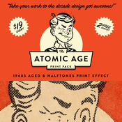 Creativemarket Atomic Age Print Pack 86919 icon