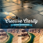 Creativemarket Creative Clarity Lightroom Presets 130699 icon