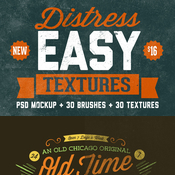 Creativemarket Easy Distress Texture Pack 50730 icon