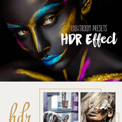 Creativemarket HDR Premium Lightroom presets 62731 icon