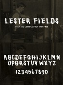 Creativemarket Lester Fields Display Typeface 135735 icon