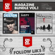 Creativemarket Magazine Bundle 1 117605 icon