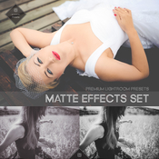 Creativemarket Matte Effects Set by Woden Presets 154441 icon