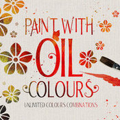 Creativemarket Oil Paint Effect 102085 icon