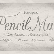Creativemarket PencilMate Pencil Effects 52110 icon