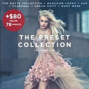 Creativemarket The Lightroom Preset Collection 166243 icon