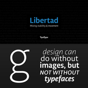 Libertad Fonts Family 14 Fonts icon