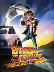 Back To The Future The Game icon