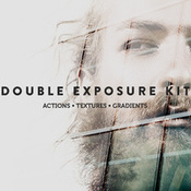 Creativemarket Double Exposure Kit 225666 icon