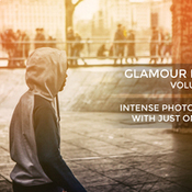 Creativemarket Glamour Lights Volume 1 15 Actions 249914 icon
