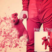 Creativemarket Heart Dispersion Ps Action 258040 icon