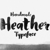 Creativemarket Heather Typeface 195126 icon