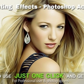 Creativemarket Painting Effects Photoshop Action 228313 icon