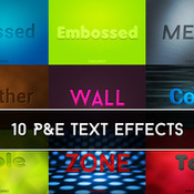 Creativemarket Pressed And Embossed Text Effects 220060 icon