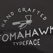 Creativemarket Tomahawk Vintage Font 219758 icon