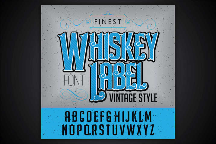 Creativemarket_Whiskey_label_font_and_sample_label_230892_cap02