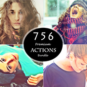 Creativemarket 756 Actions Bundle 261069 icon