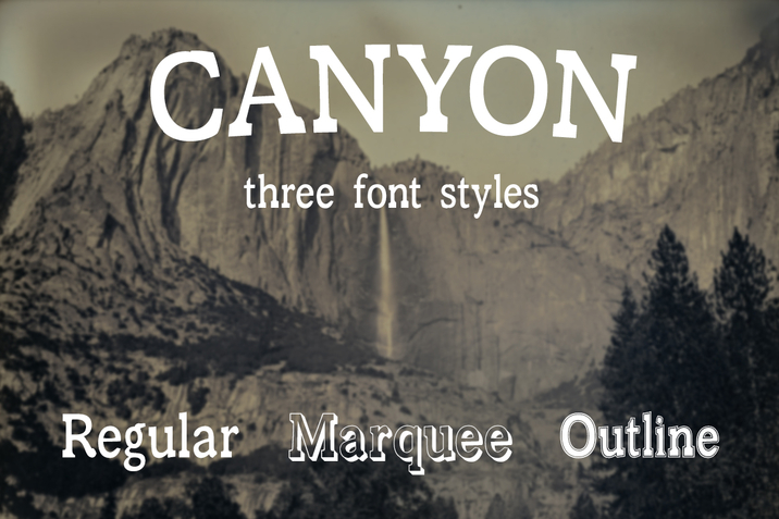 Creativemarket_Canyon_Font_in_Three_Styles_298074_cap01