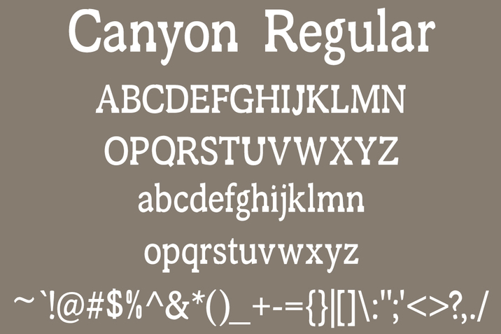 Creativemarket_Canyon_Font_in_Three_Styles_298074_cap02