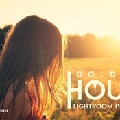 Creativemarket Golden Rush Hour Lightroom Presets 302394 icon