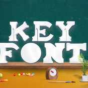 Creativemarket Keyfont 286461 icon