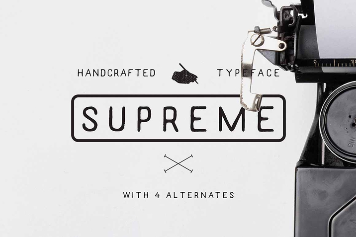 Creativemarket_Supreme_Handcrafted_Typeface_283988_cap01