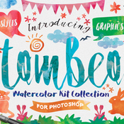 Creativemarket Tombeo Watercolor Kit Collection 288580 icon