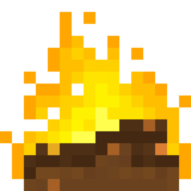 Pixel Fireplace icon
