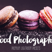 Creativemarket Food Photography Lightroom Presets 301404 icon