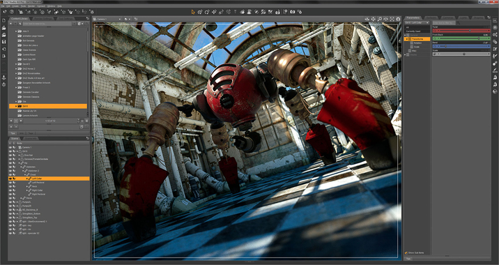 DAZ Studio Pro V4.9.0.63 | Mac Torrent Download