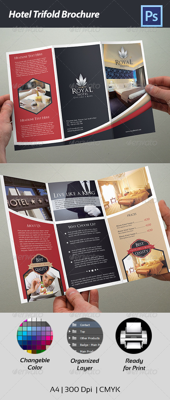Graphicriver hotel trifold brochure 4476150 mac torrent for Hotel brochure templates free download