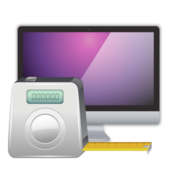 Disk space analyzer icon