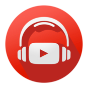 Music tube online free song player playlist manager for youtube icon