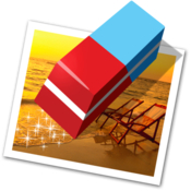 Super eraser remove unwanted objects fix photos icon