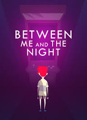 Between me and the night flat logo icon
