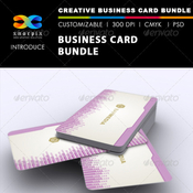 Business card bundle 3 in 1 vol 28 5723871 icon
