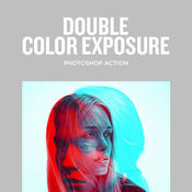 Double color exposure 11709694 icon
