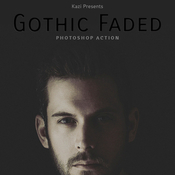 Gothic faded action 12144140 icon