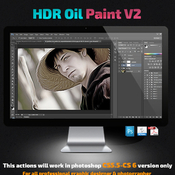 Hdr oil paint v2 10506024 icon