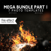 Mega bundle photo templates part 1 11499885 icon