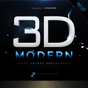 Modern 3d text effects go10 11341640 icon