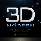 Modern 3d text effects go7 11214957 icon