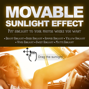 Movable sunlight effects photoshop actions 13222876 icon
