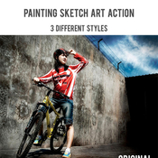 Painting sketch art action 11711180 icon