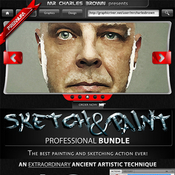 Sketch and paint action pack 2353072 icon