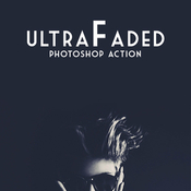 Ultra faded photoshop action 11052288 icon